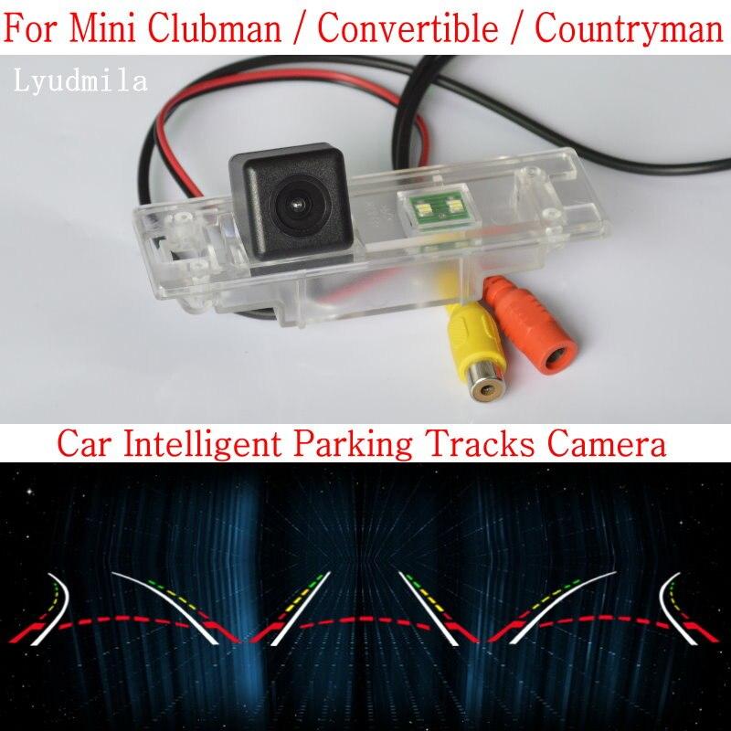 Intelligent Parking Pistes Caméra POUR Mini Clubman/Convertible/Countryman HD Back up N ° Caméra Arrière Vue Caméra