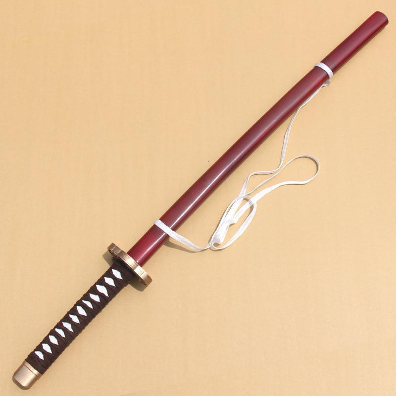 Novelty & Special Use Brave Silver Soul Gintama Hijikata Toushirou Wooden Sword Cosplay Prop