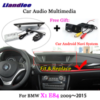 Liandlee Android For BMW X1 E84 2009~2015 Stereo Radio Video Wifi Idrive TV Carplay Camera BT GPS Map Navi Navigation Multimedia