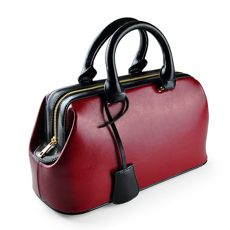 OGRAFF 2017 Genuine leather bag dollar price luxury handbags women bags designer famous brands vintage handbags messenger bags