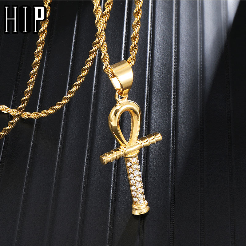 AMDXD Jewelry Gold Plated Chain Hip Hop Gold Infinity Turquoise Metal Bar Chain Necklaces Vintage Necklace for Women