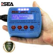 2017 HTRC iMax B6AC Mini V2 70 W 7A Pocket Digital RC Cargador del Balance de la batería Lipo Lihv LiIon LiFe NiCd NiMH Batería Descargador