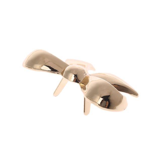 1PC Cute Bowknot Metal Decoration DIY Handbag Purse Bag Accessories
