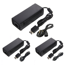 20PCS US/EU/UK AC Adapter Charger Power Supply Cable For Xbox360 Slim