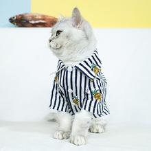 Small Fresh Pet Shirt Dog Cat Suit Clothing Hairless Sphinx Hoodie Costume Clothes for Little Dogs