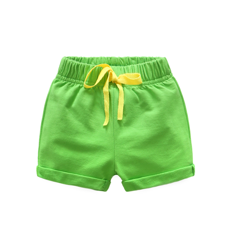 f35898379ebd 2018 Boys Summer Solid children Shorts Candy colored boy girl summer shorts  Kids Children Boardshorts Clothes -in Shorts from Mother   Kids on ...