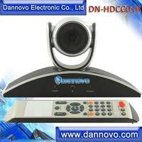 Mejor Cámara de conferencia Web DANNOVO gran angular HD USB, panorámica/inclinación, lente fija, 720 P, Plug & Play, Similar a la Cámara de Polycom Eagle leeye