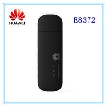 Разблокированный huawei E8372 150 Мбит/с 4G WiFi ключ LTE Универсальный USB модем автомобильный wifi E8372h-608 E8372h-153