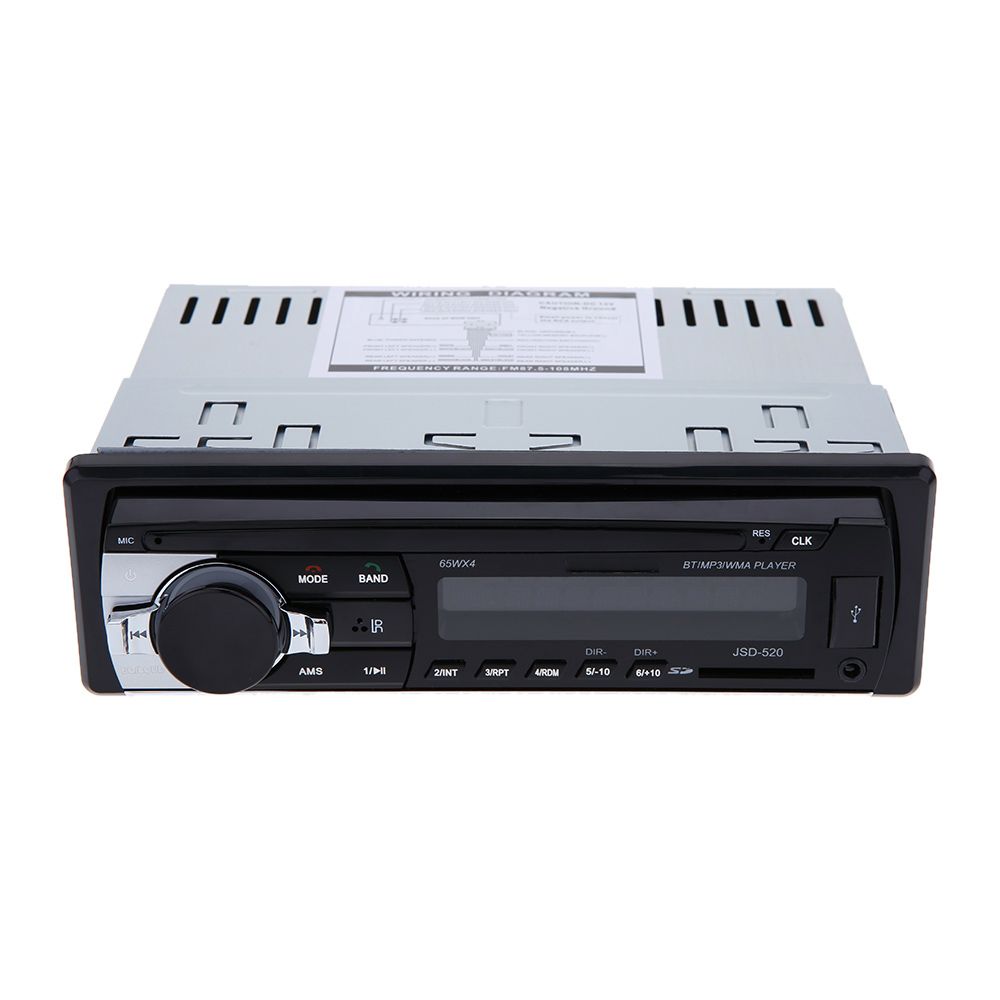 BYNCG font b Car b font Radio 12V Bluetooth V2 0 font b Car b font