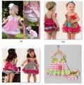 3 jogos/lote roupa do bebê conjuntos Petti vestido sob calças Leopard Animal vestidos de meninas define qualidade superior