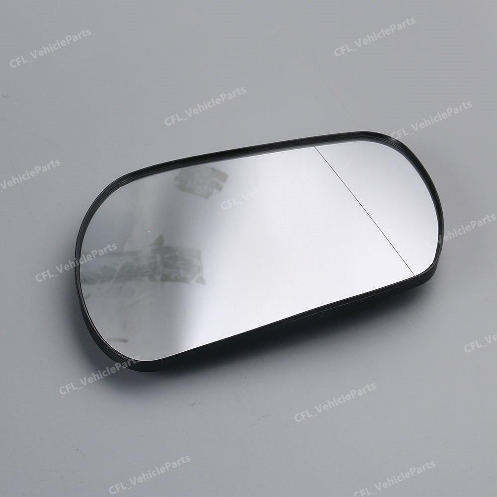 Left Passenger side Wing door mirror glass for Mazda 3 2003-2009 heated