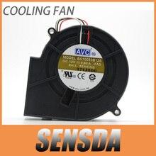 Sopladores de AVC BA10033B12S 9733 gran volumen de aire del ventilador del servidor inver(China (Mainland))