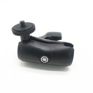 Image 2 - 25mm Ball Mount แขนซ็อกเก็ตคู่ 1/4 ขาตั้งกล้องอะแดปเตอร์สกรู 1 นิ้วสำหรับกล้อง Gopro Action GPS Ram Mount Holder