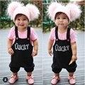 Sombreros del bebé 13 cm de piel de Mapache Sombreros Para Niñas Niños Sombreros de Invierno con Dos Bolas En la Parte Superior de Mapache Moda de Nueva Marca Girls Caps