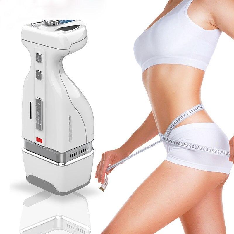 2019 más nuevo Mini HIFU RF adelgazamiento cuerpo vientre eliminación de grasa masajeador 2IN1 manual HelloBody pérdida de peso máquina adelgazante