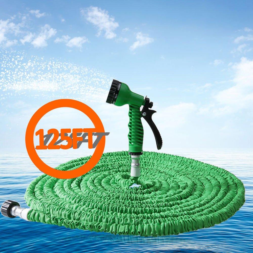 7 Model Expandable Garden Hose Magic Flexible Hose Water Spray Gun Pipe  Plastic Hoses Car Watering 125FT/100FT/75FT/50FT/25FT In Garden Hoses U0026  Reels From ...