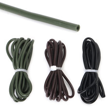 Fishing Silicone Rigs Tube Sleeve Pretend Fishing Lines For Carping Accessories(China)
