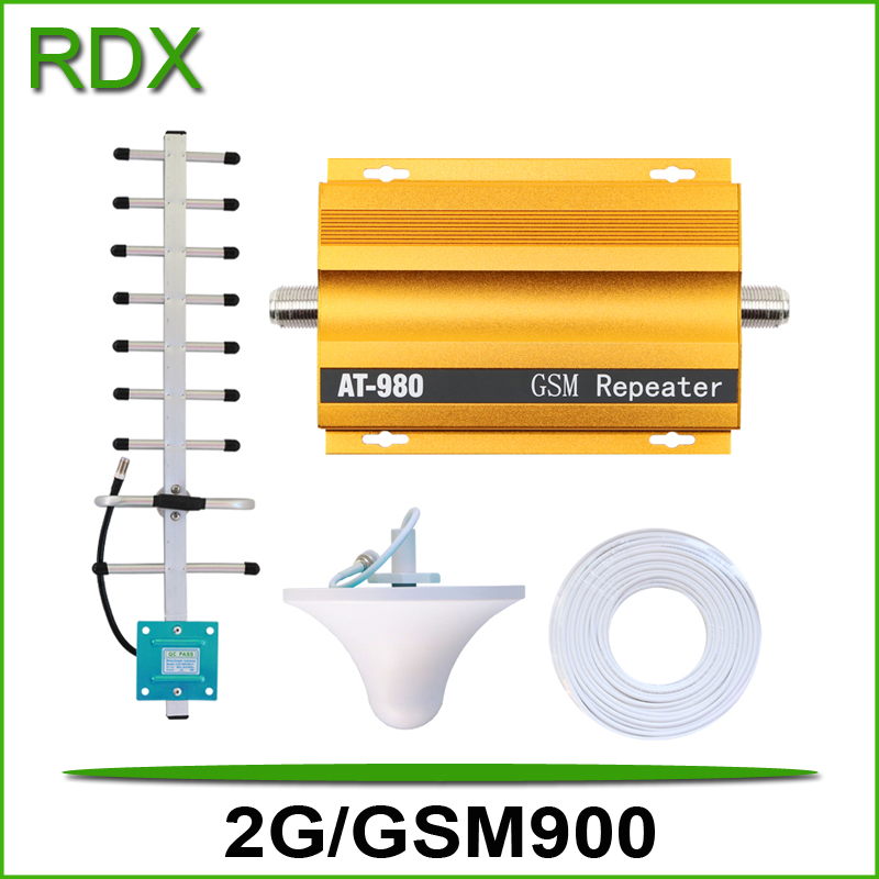 fc2f3125b732ee High quality new cell phone gsm900 signal repeater mobile gsm900mhz signal  booster amplifier cellular 2g gsm repeater AT980 sale-in Signal Boosters  from ...