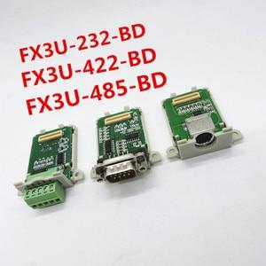 Image 1 - 1 year warranty  New original  In box  PLC communication board FX3U 232 BD  FX3U 485 BD  FX3U 422 BD  FX3U CNV BD FX3U USB BD