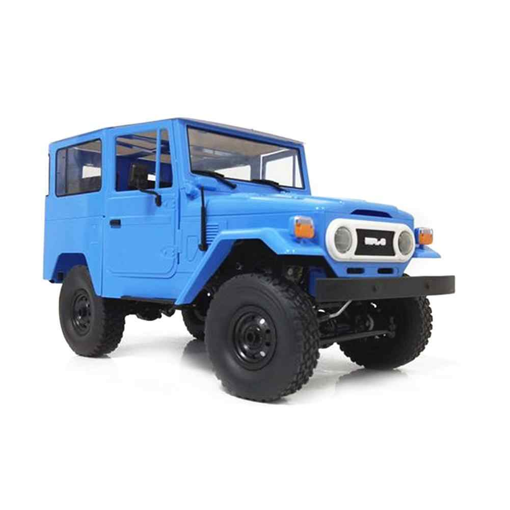LeadingStar WPL FJ40 DIY 1:16 KIT RC Klimmen Truck Off-Road Racewagen Speelgoed