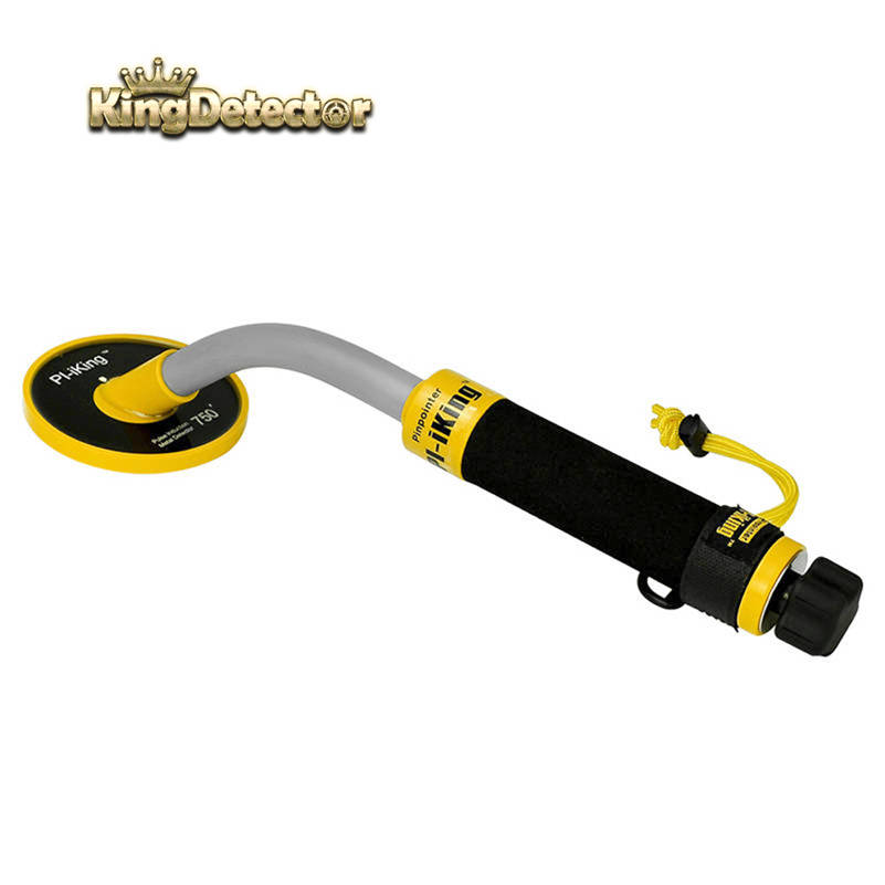 High Quality Fully Waterproof 30M Hand-hold Induction Pinpointer Gold Metal Detector Underwater Treasure Hunter  gadget