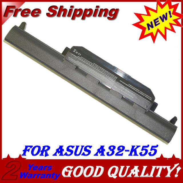 JIGU А32-К55 А33-K55 A41-K55 Аккумулятор Для Ноутбука Asus A45 A55 A75 K45 K55 K75 R400 R500 R700 U57 X45 X55 X75 Series