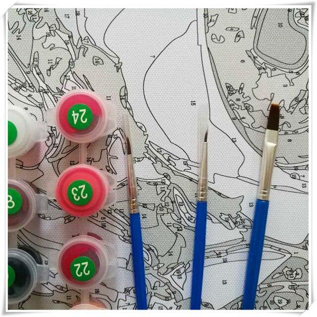 Images nues naturelles de salon   Décoration, peinture à lhuile, dessins par numéros, peinture pour travaux