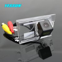 YESSUN For Jeep Compass 2011~2015 Car Rear View Camera Back Up Reverse Parking Camera / Plug Directly High Quality