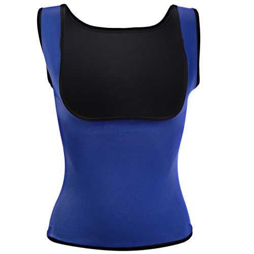 Trainer Cintura Shapers Do Corpo quente Colete Suor Sauna Perda de Peso Emagrecimento Thermo Push Up Vest Shapewear Cintura Shaper do Espartilho