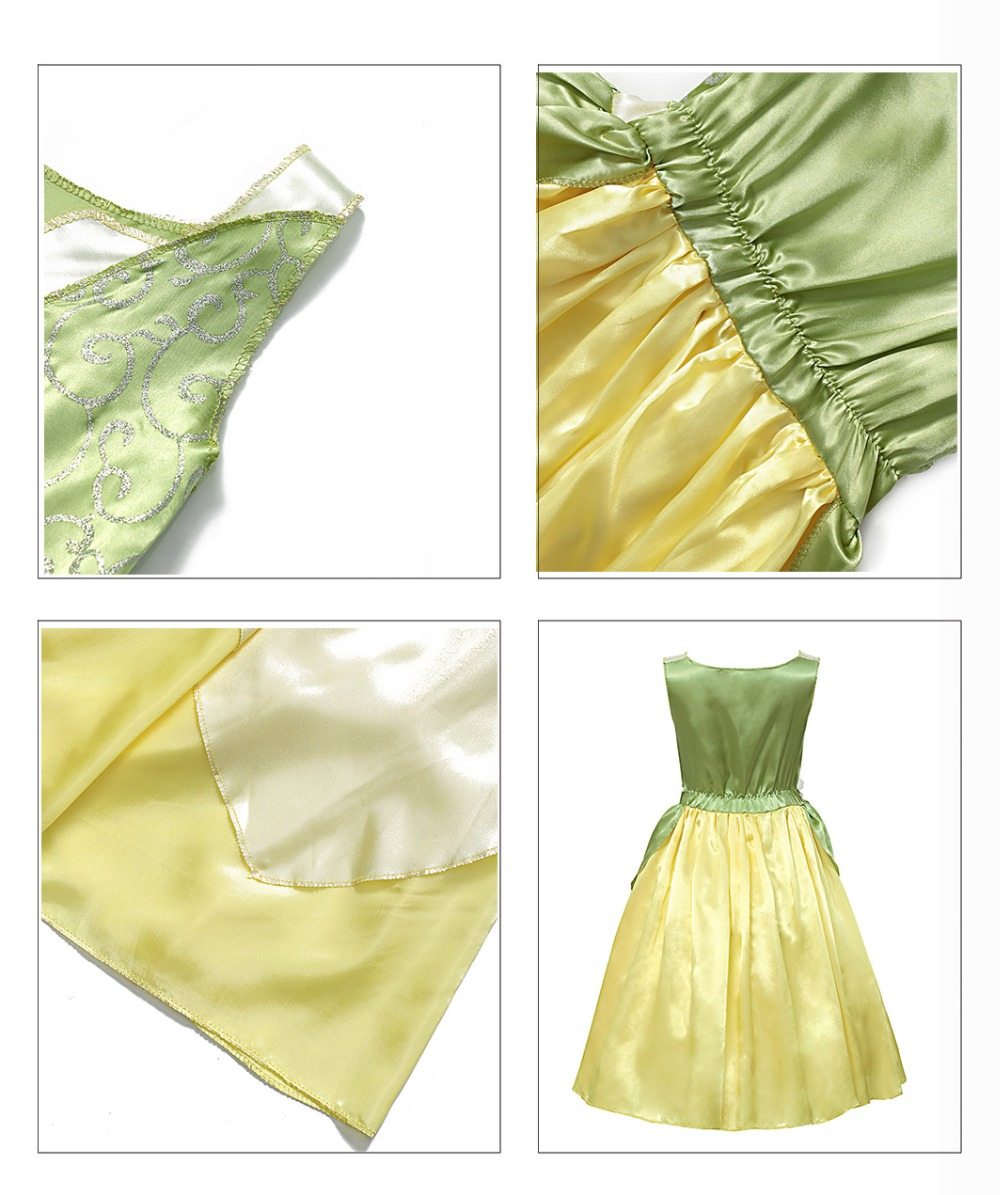 Tiana-Dress