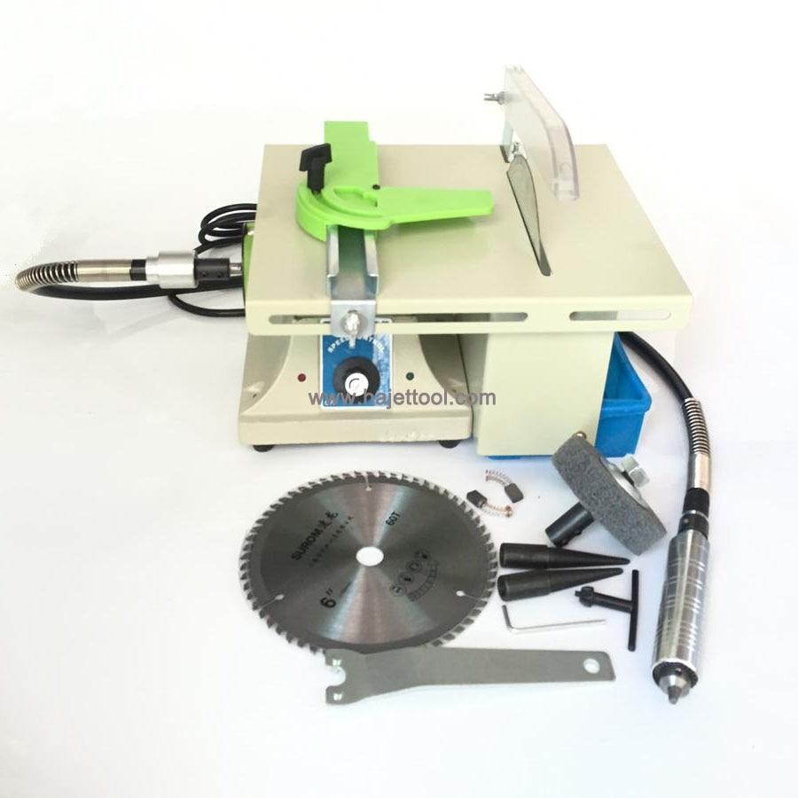 Astounding Us 105 99 220V Trim Saw Machine Gemstone Cutting Machine Bench Grinder With Shalft 2Pcs 6 Download Free Architecture Designs Scobabritishbridgeorg