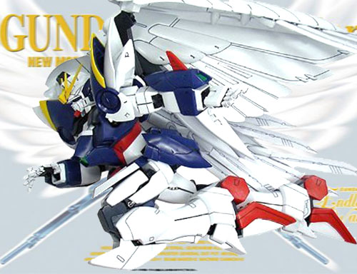 official photos ae56e c98eb US $130.04 |Bandai PG 1/60 Wing Gundam Zero Custom Mobile Suit Model Kits  Plastic Model-in Action & Toy Figures from Toys & Hobbies on Aliexpress.com  ...