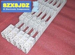 Novo 100Pieces KDL39SS662U retroiluminação LED bar para KONKA 35018339 327 milímetros 4 LEDs (1 LED 6 V)