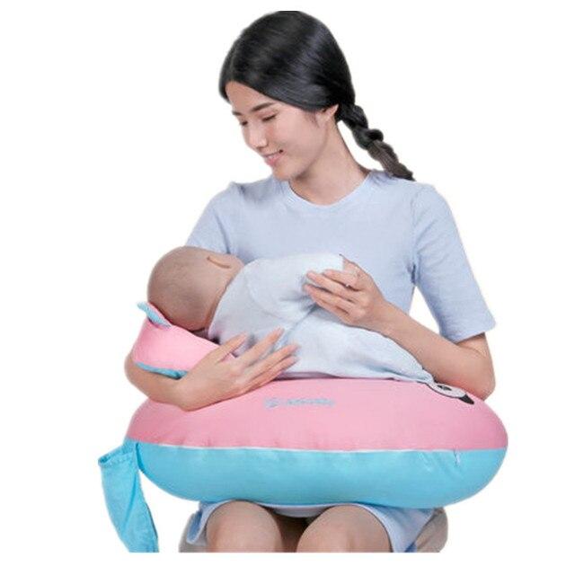 2 Stksset Moederschap Kussens Baby Borstvoeding Kussen Zuigeling