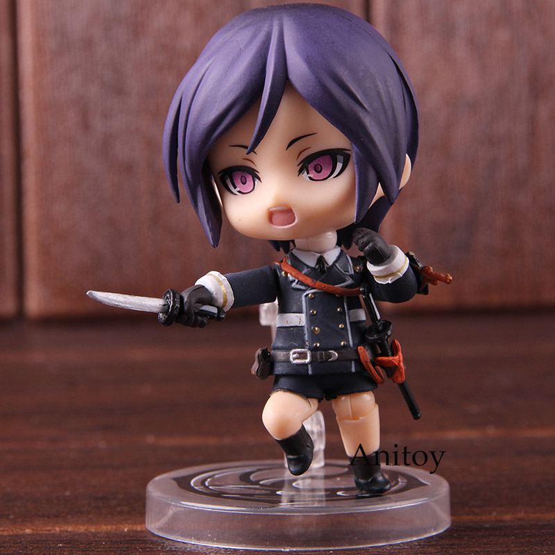 Touken Ranbu Online Yagen Toushirou Nendoroid 594 PVC Anime Action Figure Collectible Model ToyTouken Ranbu Online Yagen Toushirou Nendoroid 594 PVC Anime Action Figure Collectible Model Toy