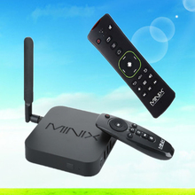 5.1.1 Quad-core Android TV Box Amlogic MINIX NEO A2 lite U1 S905 2G/16G Cortec-A53 Media Player 4 K