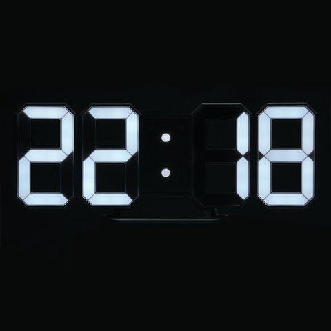 New LED Alarm Clocks Desktop Table Digital Watch LED Wall Clocks 24 or 12-Hour Display Despertador Wall Table Clock Drop Ship Karachi