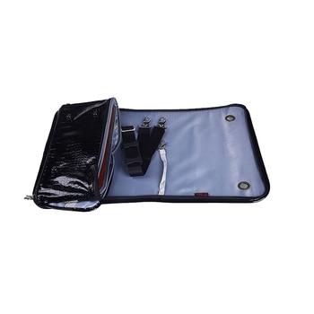 Schultertaschen Aus Leder   Außen Mode Luxus Hund Tasche Leder Hund Tragetasche Designer Portable Hund Tasche Für Kleine Haustiere Träger Faltbare Umhängetasche
