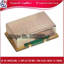 1 pçs x CVHD 950 122.880 vcxo oscillateurs cristaux e oscilllaters cvhd 950 122.88 mhz 122.880 mhz