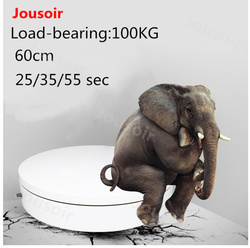 Adjustable Speed Display stand rotary turntable faster electric display table rotating disc large load-bearing 100KG CD05 T06
