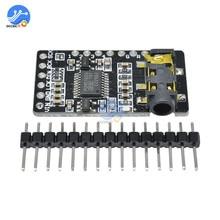 Плата декодера PCM5102, GY-PCM5102, модуль плеера IPS, интерфейс, формат плеера, цифровая звуковая плата для Raspberry