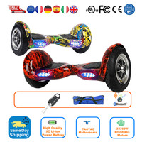 Smart Balance Wheel 10 Hoverboard Trike Drift Wheels Self Balancing Scooter Gyroscooter Electric Scooter Russia Warehouse