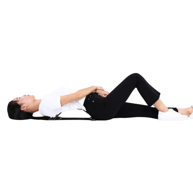 Back Stretcher Spine Pain Relief Chiropractic Tool