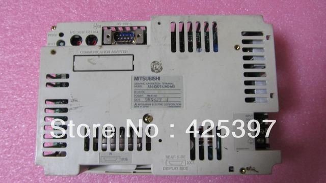 A851GOT-LWD-M3 A segunda mão e original HMI com boa qualidade 100% testado ok garantia 120 dias