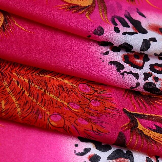 US $9 89 |Spring and summer dress manufacturers selling pajamas chiffon  fabric clothing custom printed chiffon fabric wholesale-in Fabric from Home  &