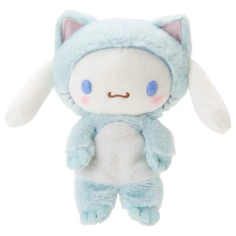 1pc New Cartoon My Melody Little Twin Stars Figure Stuffed Dolls Cosplay Cat Plush Toys