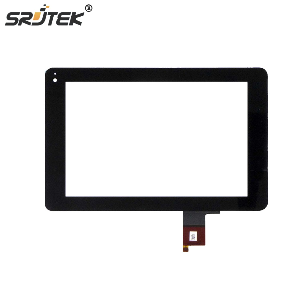 все цены на Srjtek for Huawei MediaPad s7-301 s7-301u Touch Screen Digitizer Panel Front Touchscreen Replacement Glass онлайн