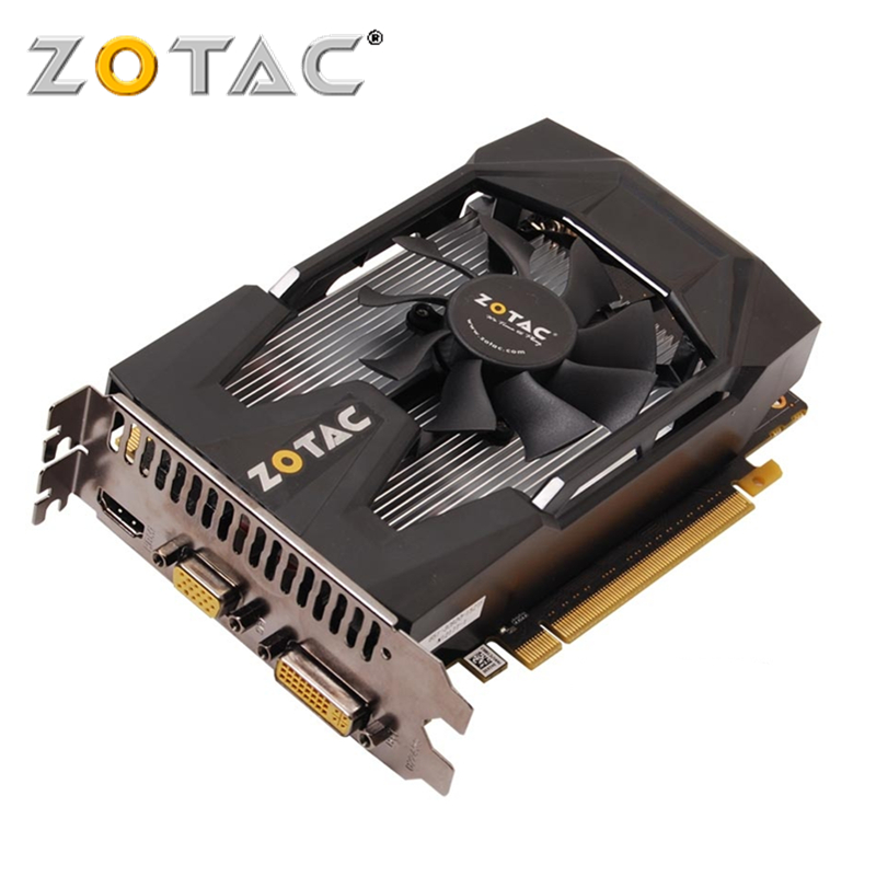 ZOTAC Video Card GeForce GTX 560SE 1GB GDDR5 GTX560 Graphics Cards For NVIDIA Original GTX 560 SE 1GD5 Thunder Edition Hdmi VGA