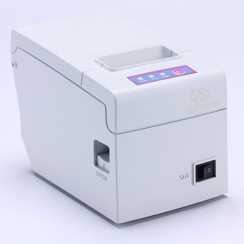 Thermal-Printer Paper-Hole 58mm Big US Black-Color TP-5810-R 27 Kill-Model Seconds