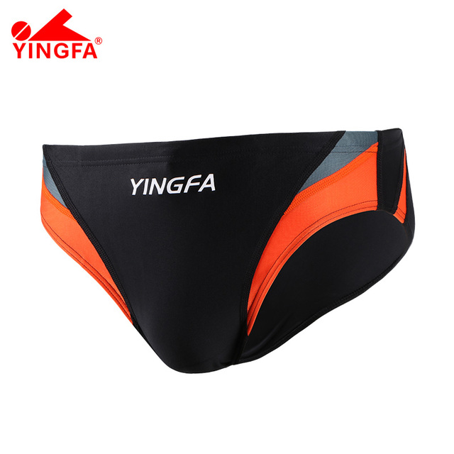 1c91c2762f4a6 Yingfa mens swimwear briefs male swimming trunks,water repellent,beach men  shorts,mens